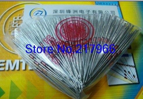 1/2W = 0.5W 9.1V zener diodes domestic ST DO-35 (100 pcs / pack 4  )