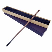 Newest High Quality Harry Potter Metal Core Cedric Diggory Magical Wand With Gift Blue Box Packing