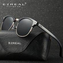 EZREAL font b Fashion b font men Polarized Sunglasses Men Original Brand Designer SunGlasses font b