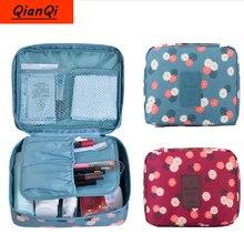 Multifunction travel Cosmetic Bag Neceser Women Makeup Bags