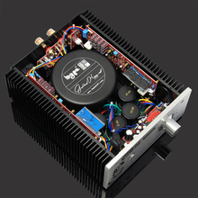 HY Best quality Pure class a amplifier hifi power amplifier and sound power amplifier hifi audio amplifier home audio amplifier ultra class a amplifier 2x80w stereo integrated power headphone amp audio whole aluminum casing black hifi