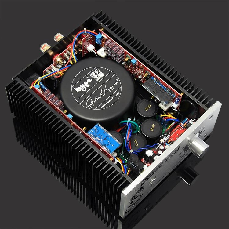 HY Mejor calidad Pura clase a amplificador hifi amplificador de potencia y un am