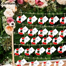 OurWarm 20 قطعة فتاحة الزجاجات المنقذة البحرية موضوع استحمام الطفل لصالح الزفاف والهدايا لتقوم بها بنفسك زينة Lifebuoy
