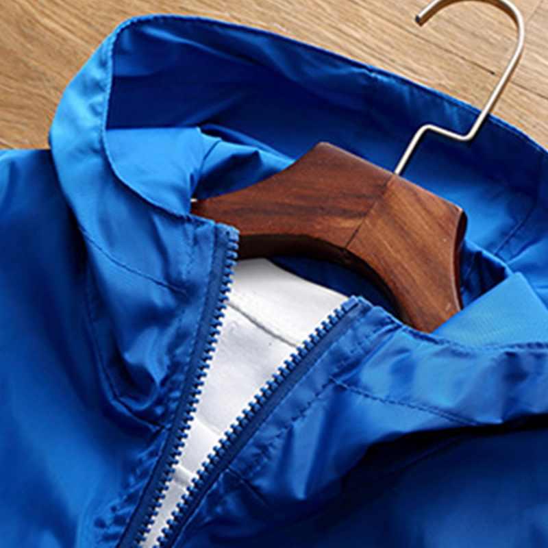 LASPERAL hiver coupe-vent veste hommes automne grande taille hommes vêtements mode solide Zipper lâche noir à capuche veste manteaux 7XL