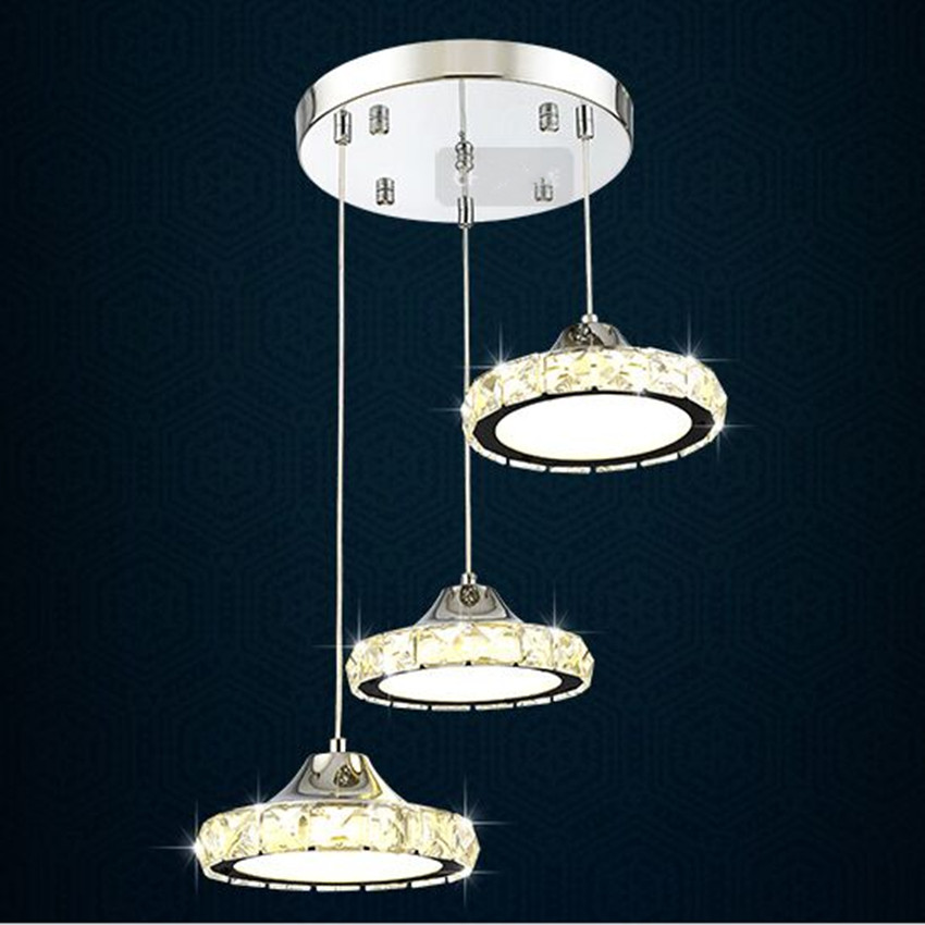 LED Pendelleuchten Moderne Küche Acryl Suspension Hängen ...