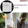 Darho Wireless Home Security Door Window Alarm Warning System Magnetic Door Sensor Independent Alarm Wireless Open Door Detector