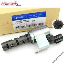 Подлинный номер: 10921AA080 клапан управления маслом VVT соленоид с переменной синхронизацией подходит для Subaru Forester Impreza Legacy Outback H4 2.5L 06-10