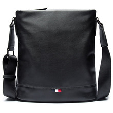 New Luxury Brand Casual Male Messenger Bags Leater Shoulder