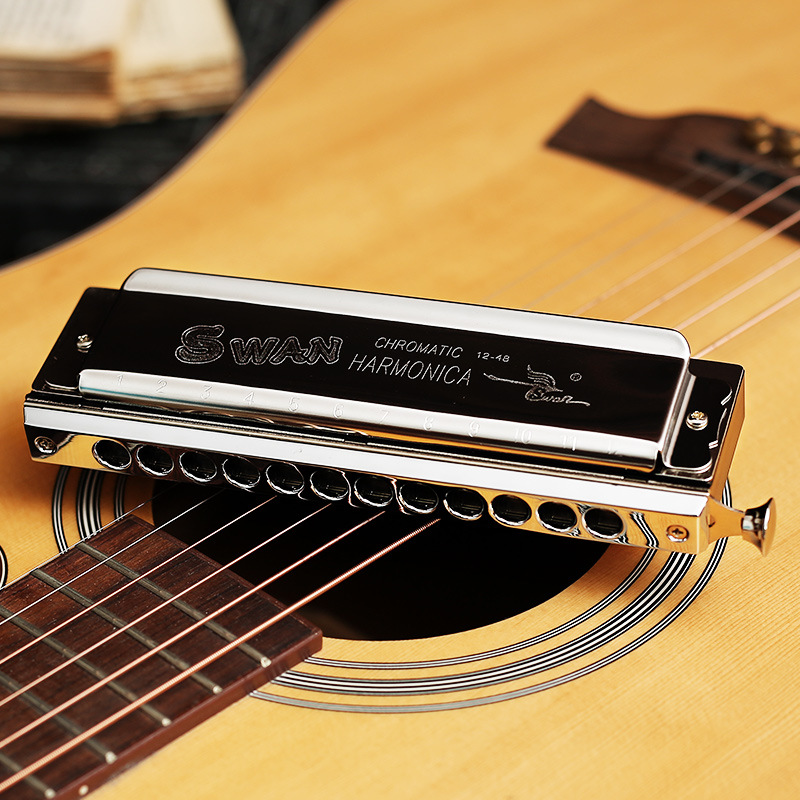 Wholesale Harmonica Easttop 1040 Chromatic Blues Harp Key of C 10 Hole 40 Tone 12 Hole 48 Tone 16 Hole 64 Tone gaita music instr