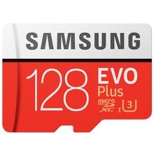 Chính Hãng Samsung Thẻ Nhớ Micro SD 128 GB U3 Thẻ Nhớ 128 GB Evo Plus SDHC U3 C10 Thẻ TF C10 90 MB/giây MicroSDXC UHS 1 Miễn Phí Vận Chuyển