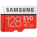 Карта памяти SAMSUNG u3, оригинальная карта Micro SD, 128 ГБ, 128 ГБ, EVO Plus, sdhc, u3, c10, TF-карта C10, 90 МБ/с./с, MICROSDXC, бесплатная доставка