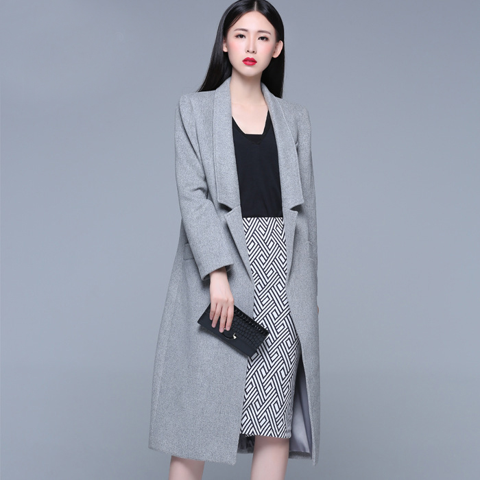 Online Get Cheap Women Grey Coat -Aliexpress.com | Alibaba Group