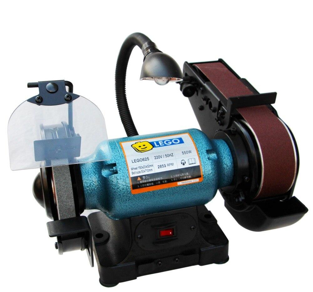 50*710mm Grinding wheel Belt Sander sharp edge grinding machine Bench Grinder polishing/sanding machine