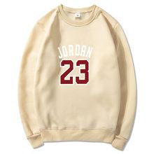 f75815db42 2019 marka Jordan 23 mężczyźni odzież sportowa moda marka drukuj męskie  bluzy bluzy Hip Hop męskie