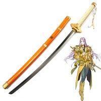 Аниме Touken Ranbu Online Hachisukakotetsu катана, деревянная меч игрового персонажа Косплэй опора для выступлений на сцене