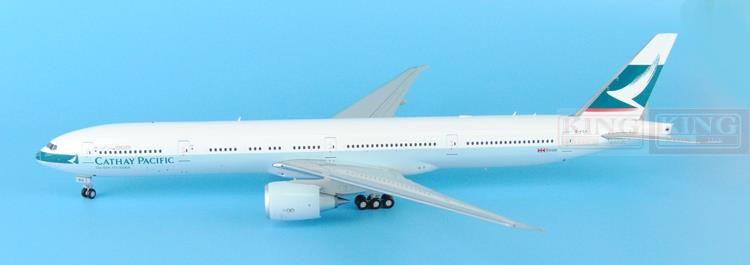 Wings XX2446 JC Spike: Hongkong Cathay Pacific B777-300ER anniversary 50 1:200 commercial jetliners plane model hobby
