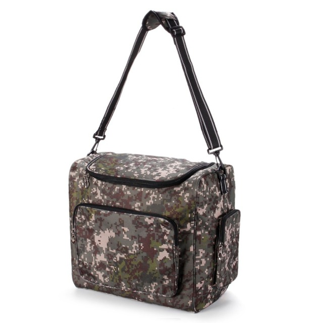 Outdoor Insulated Cooler Bag Pack Picnic Food Lunch Storage Box Camping Hiking Travel