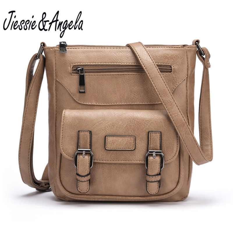 New Fashion PU Leather Handbag Women Cross Body Bag High Quality Lady Messenger Bags Bolsos Mujer Casual Female Shoulder Bag new fashion women brand solid pu leather handbag high quality brown shoulder lady messenger bag vintage crossbody bags