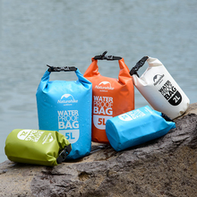 Outdoor Portable Rafting Dry Bag Sack Swimming Waterproof Storage Bags for Canoe Rafting Upstream Sports 2L 5L G0135