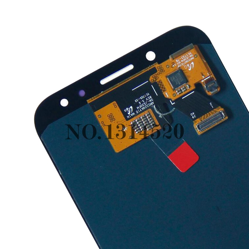 Pour SAMSUNG GALAXY J5 2017 LCD J530 Affichage J530F J530FN SM-J530F Remplacement De L'écran Tactile Pour SAMSUNG J5 2017 5.2