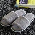 Unisex Slippers Winter Warm Open Toe Slippers Fleece House Indoor Shoes Slippers Women Men Home Slippers Women Winter 29*10cm