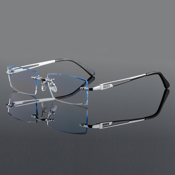 92a907f97a Array Fashion Titanium Eyeglasses Frames Men Glasses Optical Eyewear for Women  Spectacle myopia eyewear 6