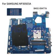 KoCoQin placa base para ordenador portátil, para SAMSUNG NP305E5A NP305E7A, BA41 01843A BA92 09477A
