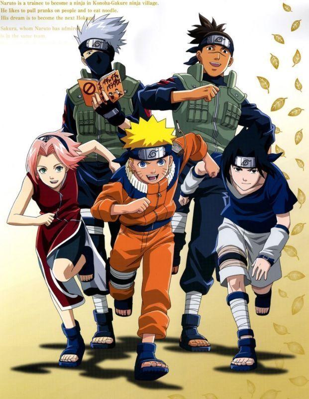 0870b Naruto Anime Del Giappone-autoadesivo Della Parete Di Seta Poster Luce Di Decorazione Della Tela Di Canapa Prezzo Pazzesco