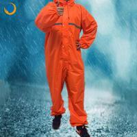 1PCS Waterdicht Winddicht Siamese Regenjassen En Vrouwen Regen Pak Regenkleding Overalls Elektrische Motorfiets Mode Regenjas Mannen-in Regenjassen van Huis & Tuin op
