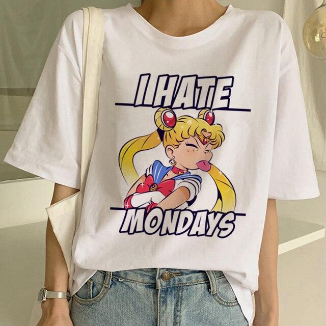 Sailor Moon New Fashion T Shirt 4