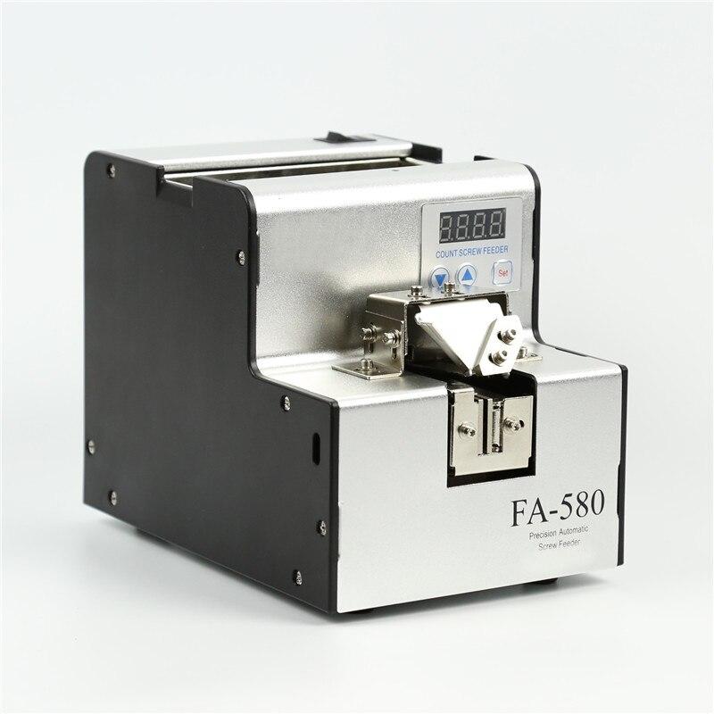 FA 580 BateRpak Präzision automatische zählen schraube feeder, schraube zähler, automatische schraube dispenser, mit summer alarm. - 6