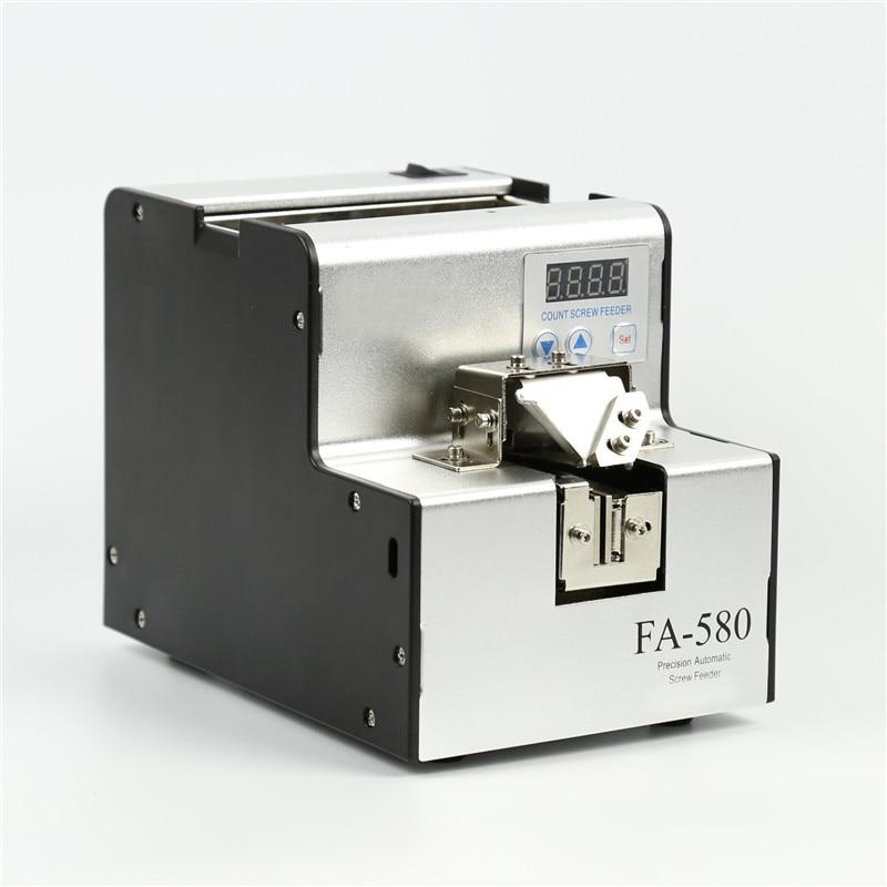 FA-580 BateRpak Alimentador de tornillo de conteo automático de - Accesorios para herramientas eléctricas - foto 6