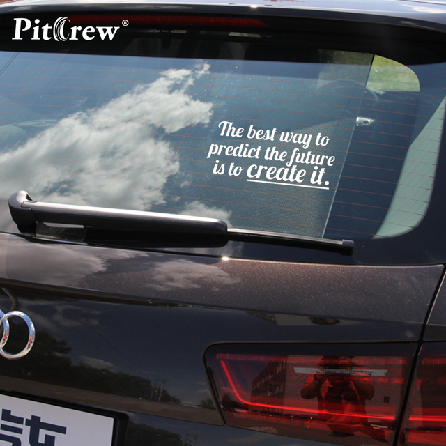 Online Shop PC High Quality Cm Car Styling Stickers Funny - Create car decals online