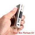 Originais e cigarro mod Kanger Kbox Mini Platinum Kit 7 W - 60 W box mod caixa de controle temratural mod VS Kanger Kbox 40 W Kbox 200 W aa