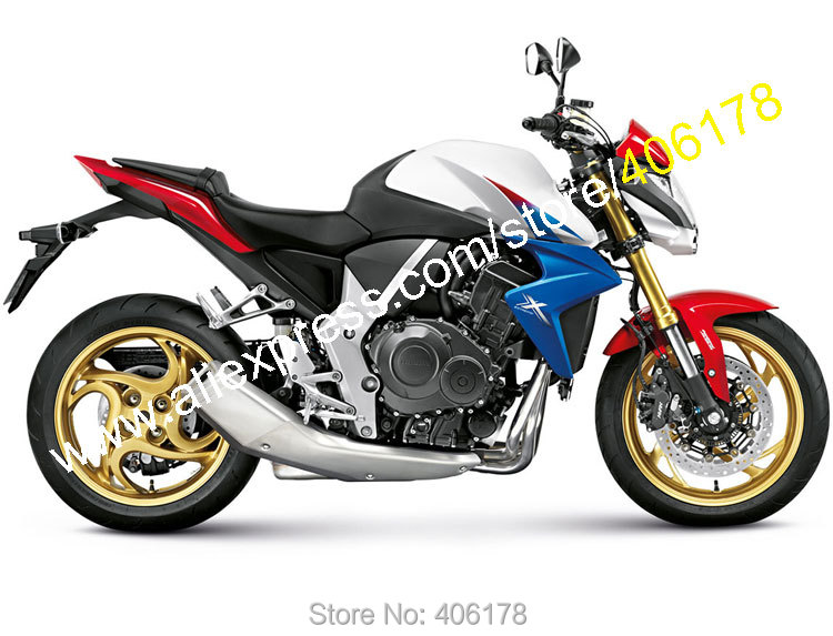 Offres spéciales, Pièces De Moto Pour Honda CB1000R 08 09 10 11 12 13 14 15 CB 1000 R 2008-2015 CB1000 R Rouge Sportbike Carénage Kit Carrosserie