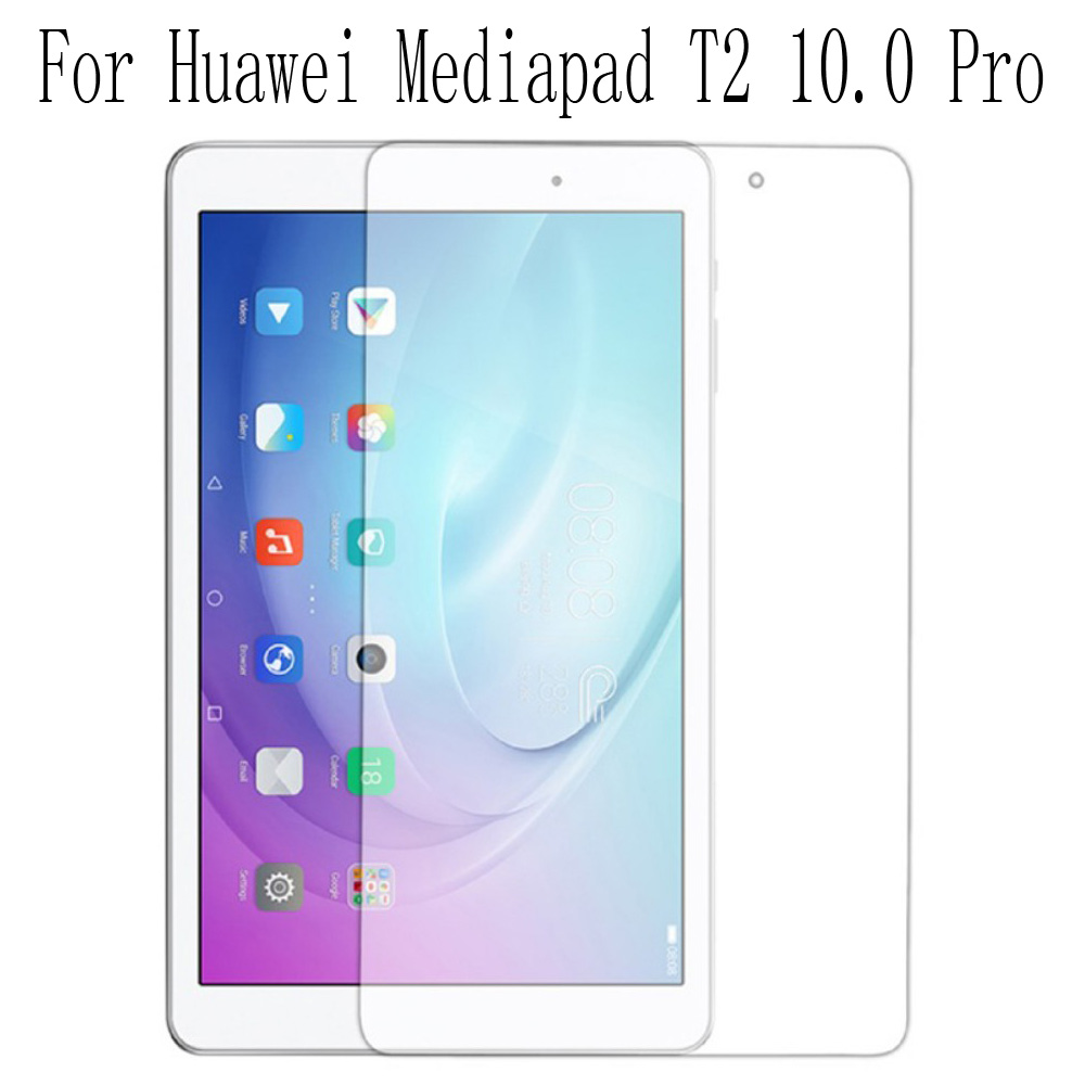 Tablet PC Screen Protector Film For Huawei Mediapad T2 10.0 Pro HD Ultra Slim Protection Film 2Pcs image