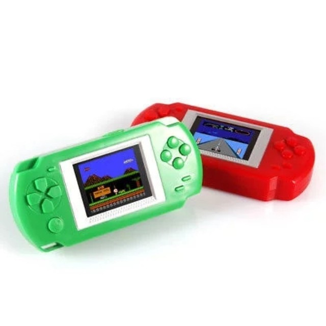 268 game console With 268 Different Games 2 Inch Screen 1