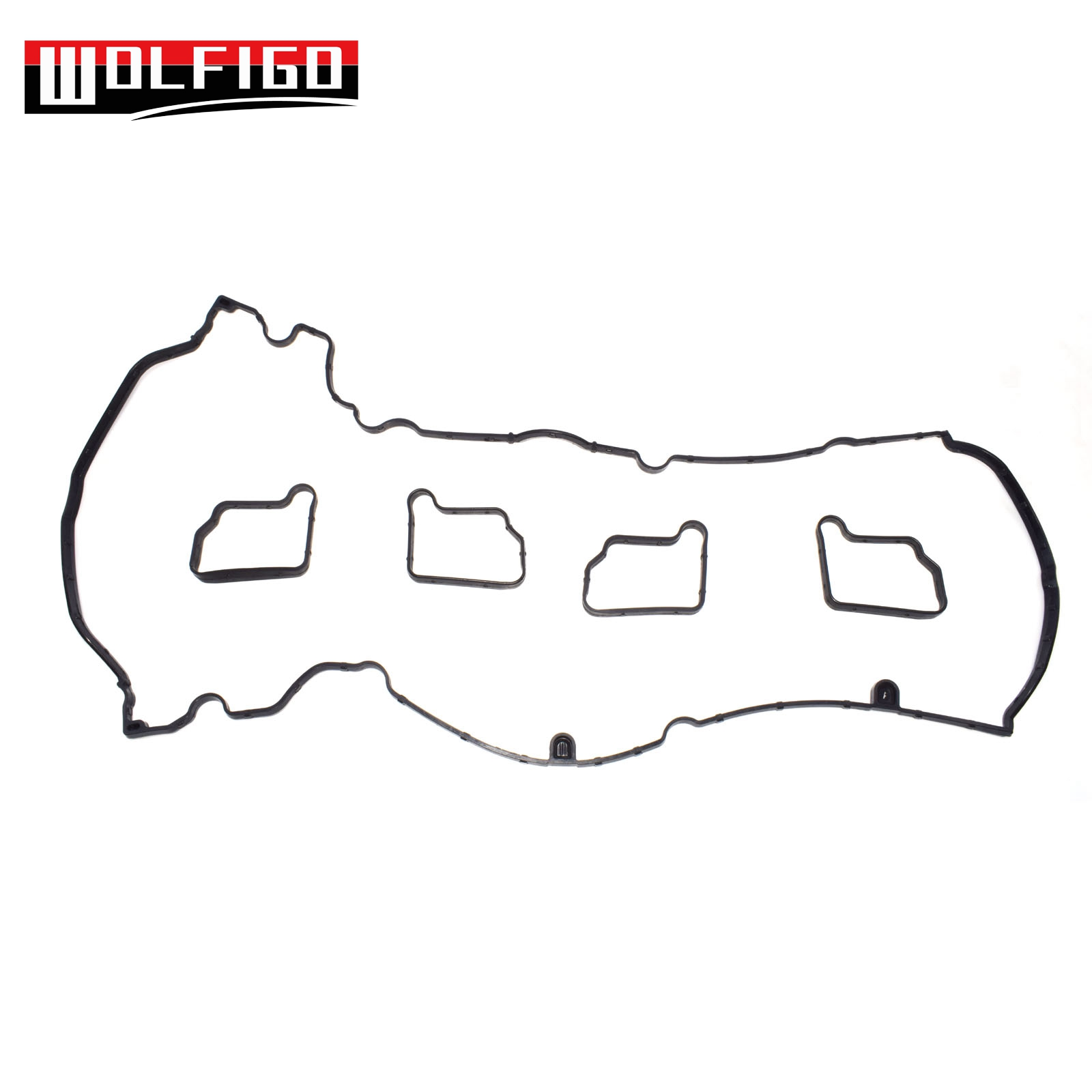 Wolfigo New Engine Valve Cover Gasket Set Fit