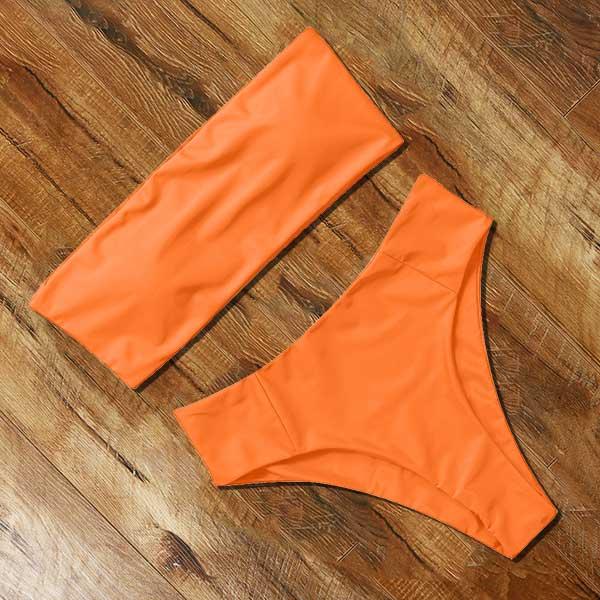 MOSHENGQI Sexy Animal Printed Bathing Suit Female Push Up Bikini High Waisted Swimsuit Mayo Bandeau Swimwear Women 2019 Biquini