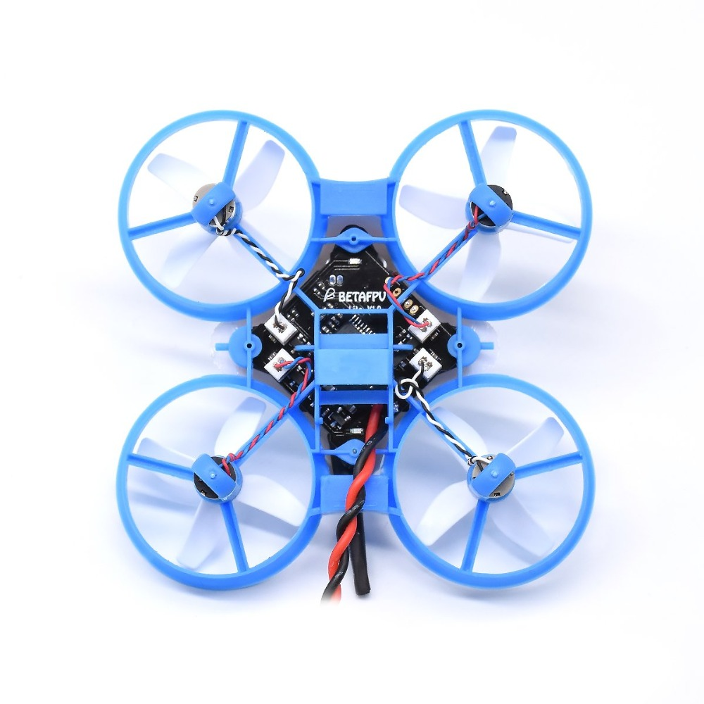 Oyuncaklar ve Hobi Ürünleri'ten Parçalar ve Aksesuarlar'de BNF/RTF Beta65S Lite Mikro Whoop Quadcopter 716 17500KV motor 260mah pil 5.8G Mikro düşük maliyetli FPV Yarış Drone'da  Grup 3