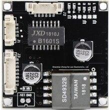 Плата модуля PoE для безопасности CCTV сети ip-камер мощность через Ethernet 12 В 1A выход IEEE802.3af совместимый