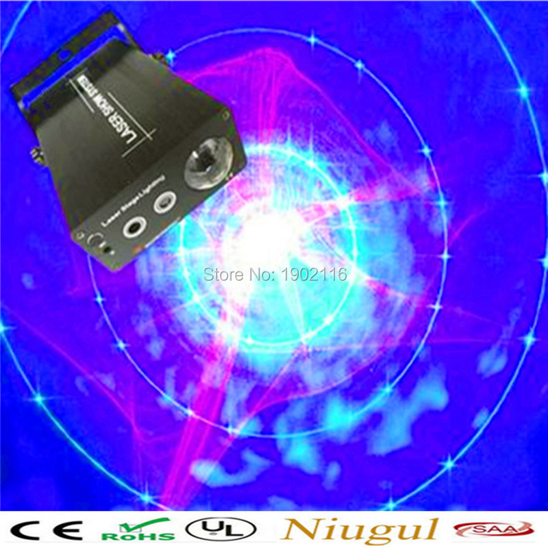 3 Lens RGB 24/48 Patterns Mixing Laser Projector Stage Lighting Effect blue wave LED Stage Lights Show Disco DJ Party Lighting mini 300mw rgb laser stage lighting effect red green blue mixing dj disco light bar party xmas laser projector show lights