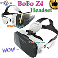 Excellent Virtual Reality Goggles BOBO VR Z4/BOBO VR Z4 MINI 3D Glasses Google Cardboard VR Box Headset For 4.0-6.0' Smartphone