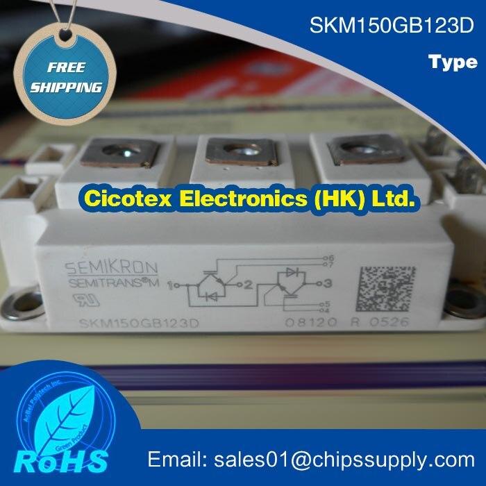 SKM150GB123D MODULE IGBT SKM 150 GB 123 DSKM150GB123D MODULE IGBT SKM 150 GB 123 D