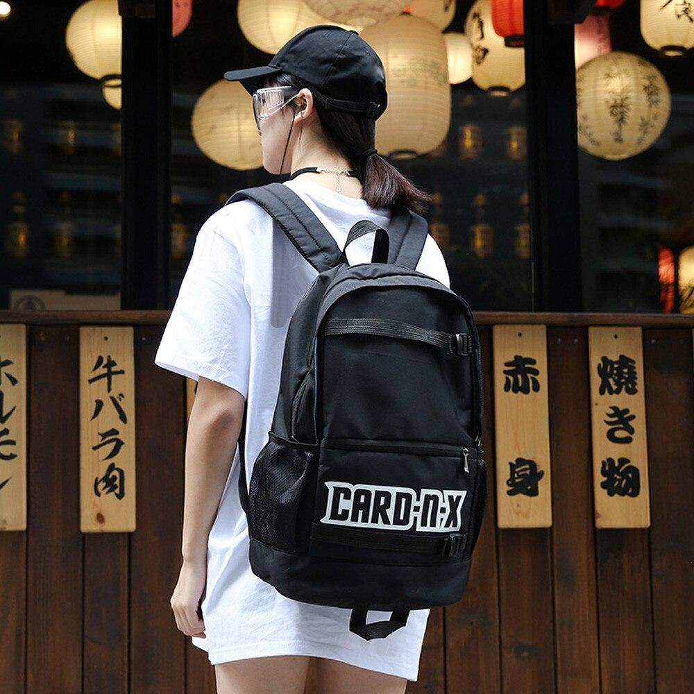 Backpack Women Children Schoolbag Backpack Back Pack Leisure Korean Ladies Knapsack Laptop Travel Bags for School Teenage #00