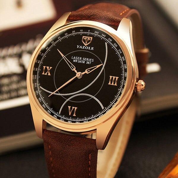 YAZOLE Armbanduhr 2018 Armbanduhr Männer Uhren Top-marke Luxus Berühmten Männlichen Uhr Quarzuhr für Mann Hodinky Relogio Masculino