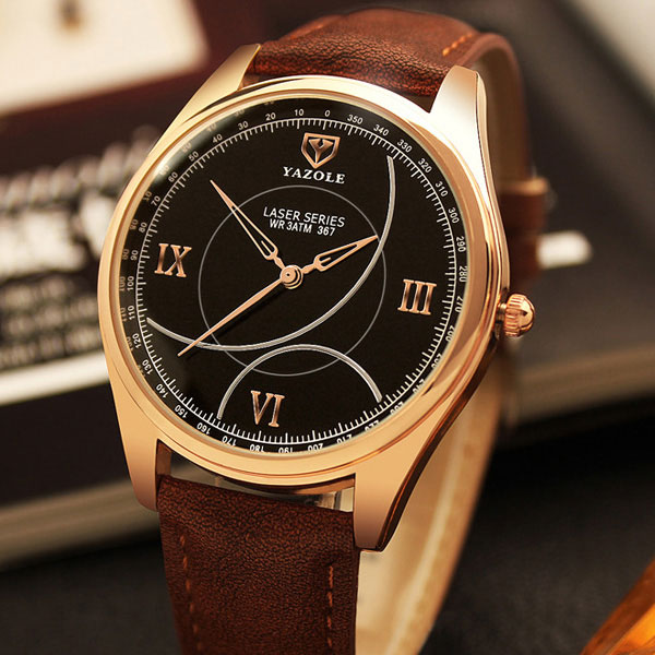 YAZOLE Wristwatch 2018 Wrist Watch Men Watches Top Brand Luxury Famous Male Clock Quartz Watch for Man Hodinky Relogio Masculino chenxi wristwatch 2018 wrist watch men watches top brand luxury famous quartz watch male clock steel hodinky relogio masculino