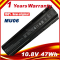 47WH MU06 New Original Laptop Battery for HP Pavilion G4 G6 G7 G32 G42 G56 G62 G72 CQ32 CQ42 CQ43 CQ62 CQ56 CQ72 DM4 593553-001