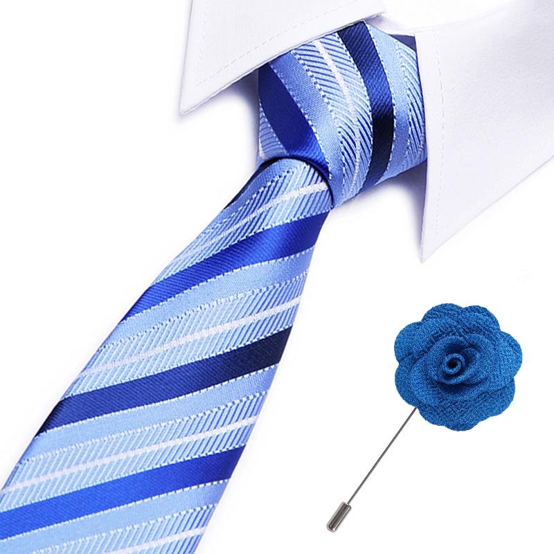 New Men/'s Slim Skinny Aqua Blue Pink Floral Flowers Necktie Tie