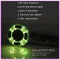 7 Colors Photon Led Skin Rejuvenation Sonic Vibration Skin Heating RF EMS Face Body Beauty Slimming Machine